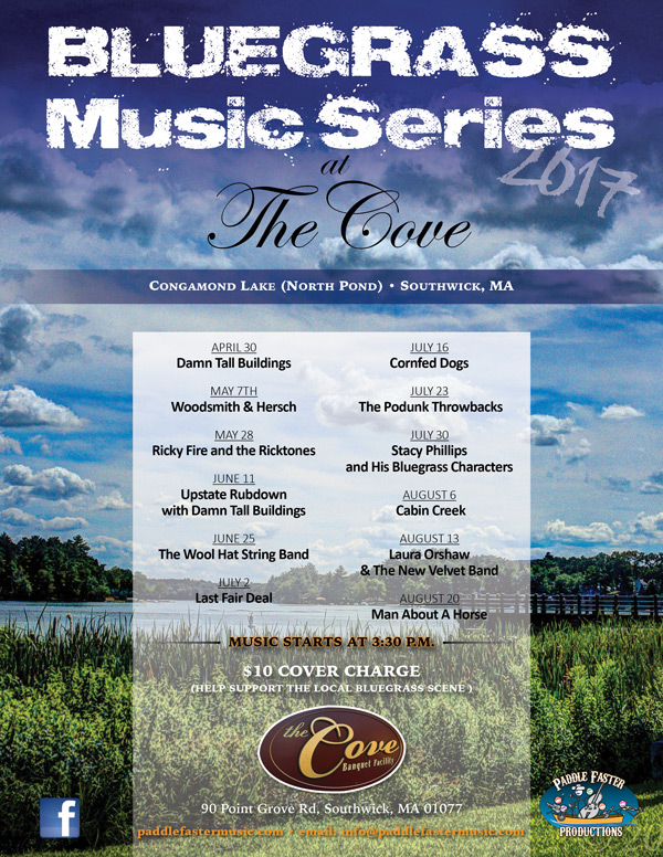 CRC Bluegrass Series 2017